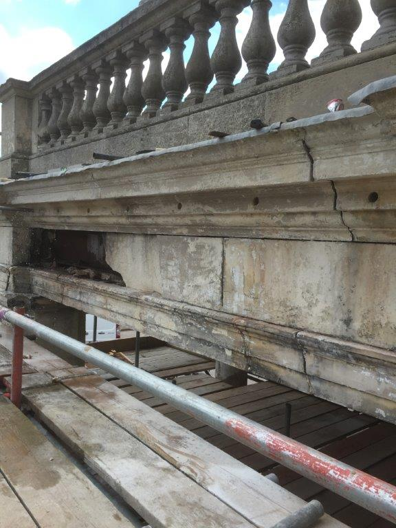 Structural Stabilization Historic Buildings And Cintec