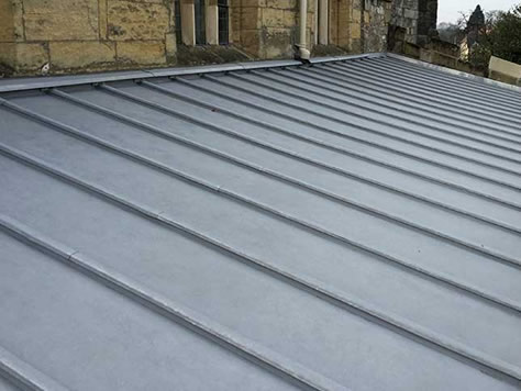 Specialist Lead Work Slate Ans Zink Copper Roof Work