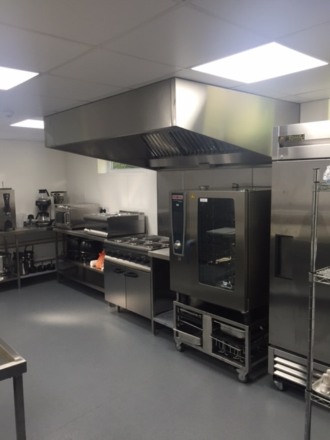 St Mary\'s Kitchen | Bridgett Conservation